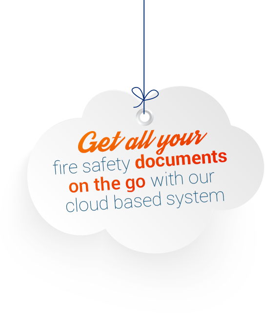 Fire Safety Cloud Baded System